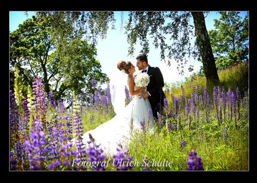 Bröllopsfotograf i Stockholm Södertälje Ulrich Schulte