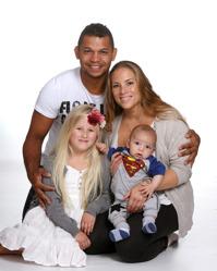 Eva & Robson med Ricardo och Nikota