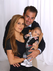 Ninib & Jacqueline med Ilyon Edward
