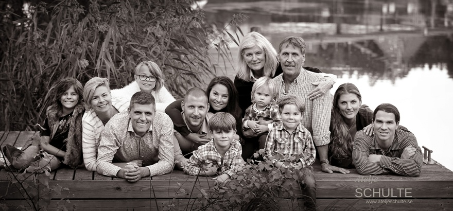 Familjefotograf Ulrich Schulte