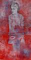 Röda flickan Hallands konstmuseum