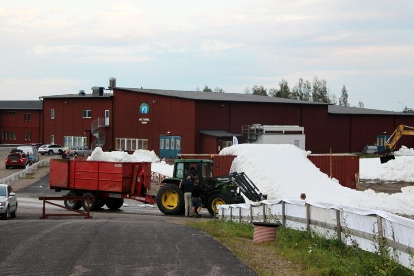 Skidfest arrangerad av SK Bore.