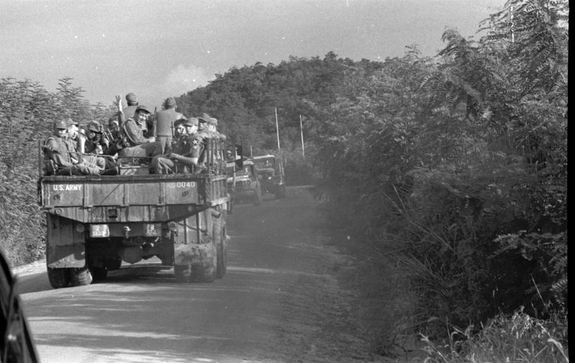 Korea på 60-talet.