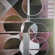 Komposition III SÅLD