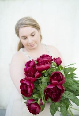 Ägare och Florist- Viktoria Falén