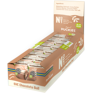 Snack Bite Chokladboll 14x30g (hel box) -
