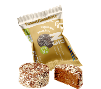 Snack Bite Jordnöt/Choklad 30g (STYCKFÖRP.) -