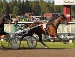 Edel -  Rättvik 24 juni 2010