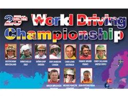 Kusk VM avgjordes i USA och Björn Goop kom på en femte plats.
