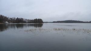 Nu är sjön isfri!