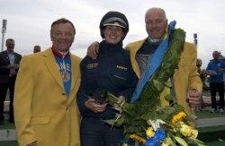 Kretsen kring Derbyvinnaren Beau Mec 2011