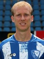 Anderas Johansson tidigare HBK, Bochum och nu IFK Norrköping. (Bilden lånad från oleole.com)