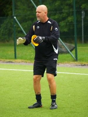 Magnus Olsson, målvakstränare IFK Värnamo