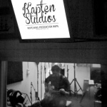 Studio sessions 2016 at Kapten Studios. Photo: Carl Biörsmark