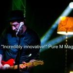 Live @ Palatset. Photo: Igor Gruda