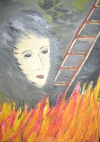 30/10 2018 Ett av den katastrofala mordbrandens offer 1998. Jag glömmer er aldrig och för alltid kommer minnet av mitt arbete efter brandkatastrofen finnas med mig. Mitt yrkeslivs svåraste upplevelse