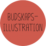 budskaps illustration