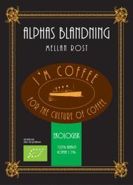 Alphas blandning - Malda bönor 1kg