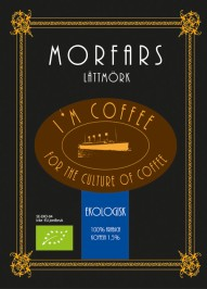 Morfars - Malda bönor 1kg