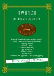 Rwanda/Singel - Malda bönor 1kg