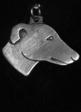 Greyhound Hängsmycke Tenn