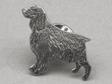 Engelsk Springer Spaniel pin