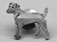 Jack Russell Terrier (Parson) pin