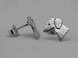 Tax, korthårig örhänge huvud par