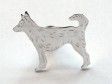 Norsk Lundehund pin