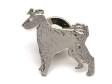 Pumi pin silver