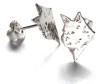 Norwichterrier örhänge huvud par