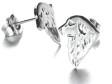 Pyrenéerhund örhänge huvud par