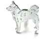 Norsk Älghund pin