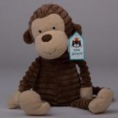 Little Jellycat Cordy Roy Monkey Baby 34 cm