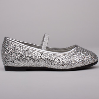 Kennedysko Ballerina Silver - Storlek 23-137mm