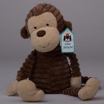 Little Jellycat Cordy Roy Monkey Baby 34 cm - Cordy Roy Monkey Baby 34 cm