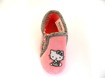 Q-Sko Innetoffel Hello Kitty Rosa