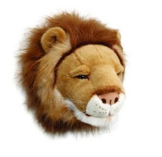 Brigbys Djurhuvud Lejon - Brigbys djurhuvud lejon