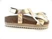 Superfit Sandal Guld - Storlek 32-194mm