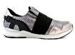 XtiKids Sneaker Svart/Silver - Storlek 34-216mm