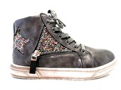 Wildflower Kennedia Anthracite Sneaker