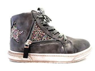 Wildflower Kennedia Anthracite Sneaker - Storlek 25-151mm