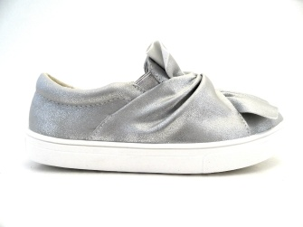 Xti Slip-On Silver Metallic - Storlek 32-203mm