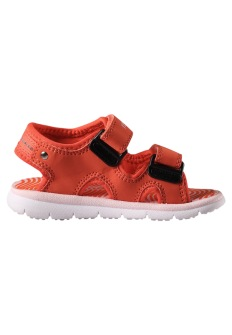 Reima Bungee Bright Red Orange/Rosa - Storlek 25-148mm