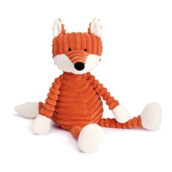 Little Jellycat Cord Roy Fox - Jellycat Cord Roy Fox