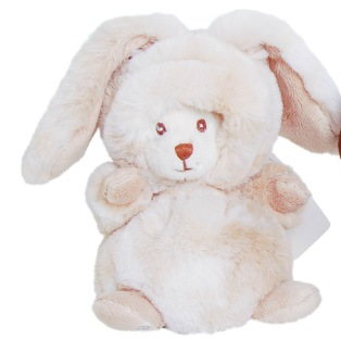 Bukowski Design Ziggy Winter Rabbit Beige - Ziggy Winter Rabbit Beige