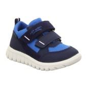 Superfit Sport7Mini Sneaker Blå