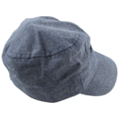 Nordic Label Worker Cap SPF 50 Denim
