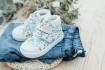Kavat Fiskeby XC Blå Blomma