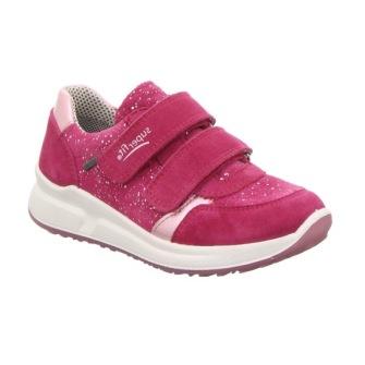 Superfit Merida GORE-TEX® Sneaker Rosa/Glitter - Storlek 25-162mm